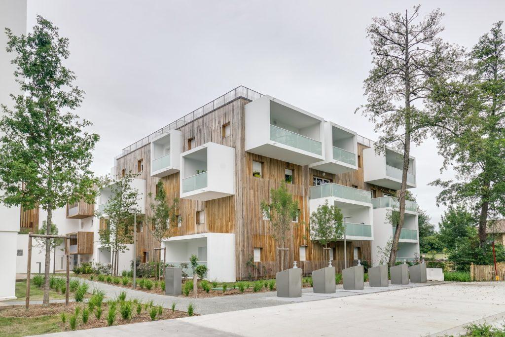 Résidence Aruba de 17 logements intermédiaires, financés par le FLI 1