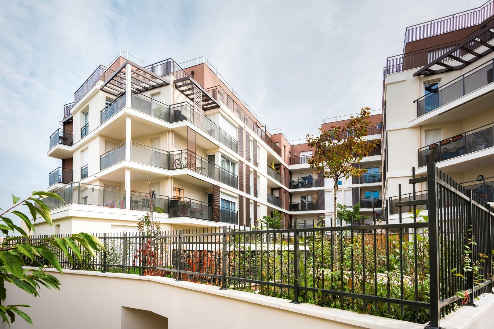 Le Bel Canto - Fontenay le Fleury - Intermediate rental housing